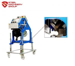 Smg 12d Plate Beveling Machine Beveling Machinery Supplier