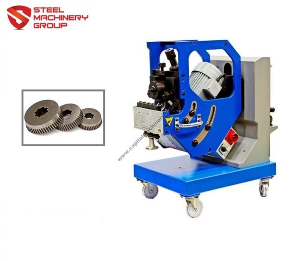 Smg 12d R Plate Beveling Machine For Sale Australia