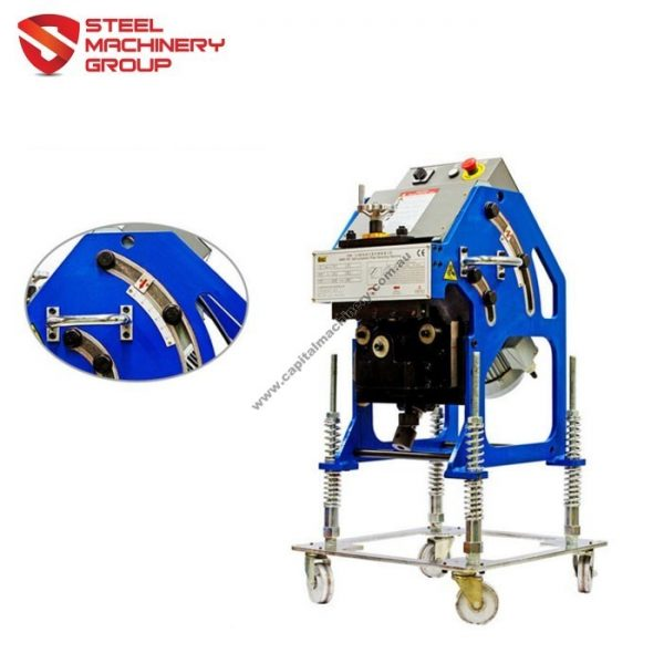 Smg 16d Heavy Duty Steel Plate Beveling Machine Beveling Machinery Supplier