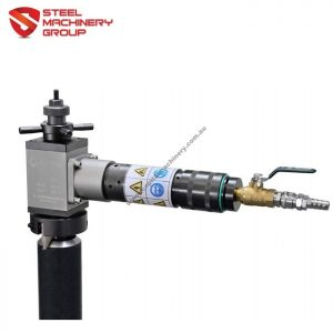 Smg 80 Pneumatic Pipe Beveling Machine For Sale Australia