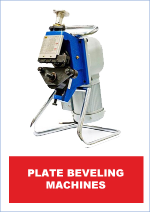 Steel Machinery Group Beveling Machinery Plate Beveling Machines Category