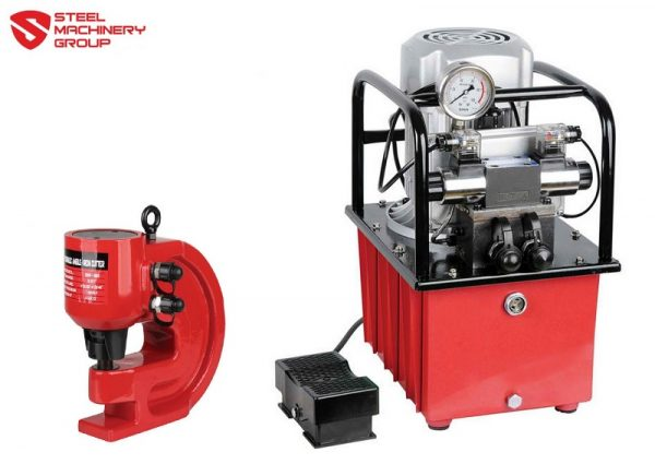 smg ton punch with hydraulic pump