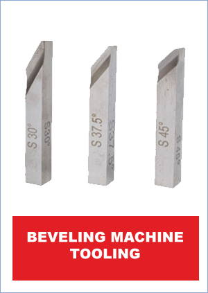 steel machinery group beveling machine tooling category