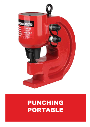 steel machinery group punching portable category bloks